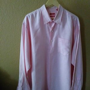 IZOD- Mens long sleeve shirt